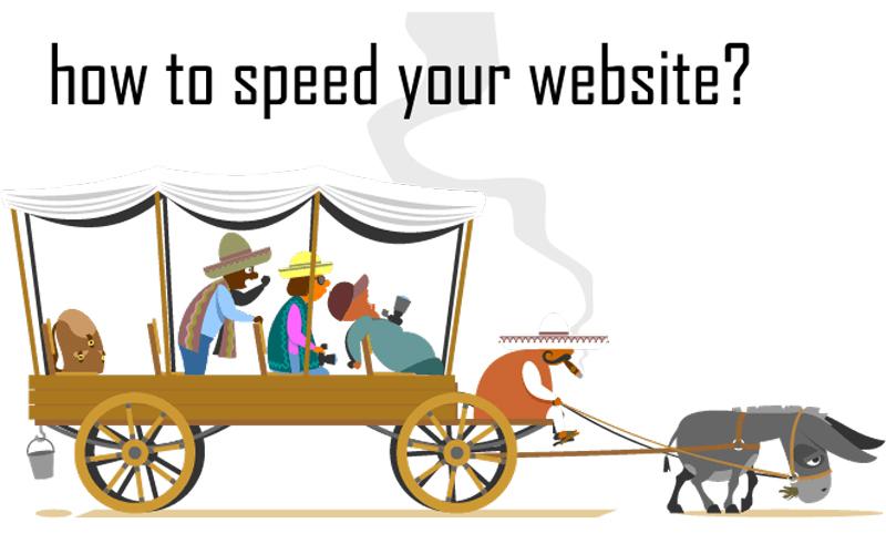 چگونه سرعت وب سایت خود را افزایش دهیم؟