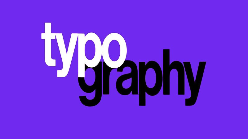 نمونه های تایپوگرافی فوق العاده برای استفاده در یک پروژه وب