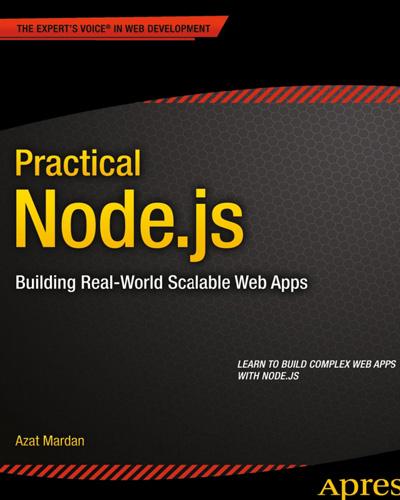 کتاب آموزش کاربردی node.js