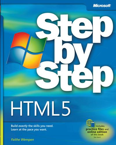 کتاب آموزش قدم به قدم HTML5