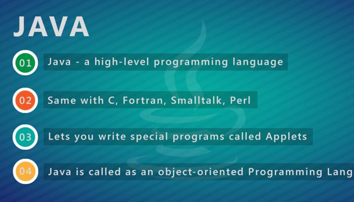 زیان برنامه نویسی جاوا چیست و چرا محبوب است؟ - لیداوب