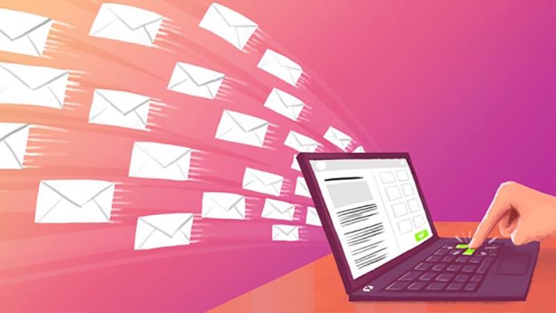 آموزش کار با ایمیل در لاراول