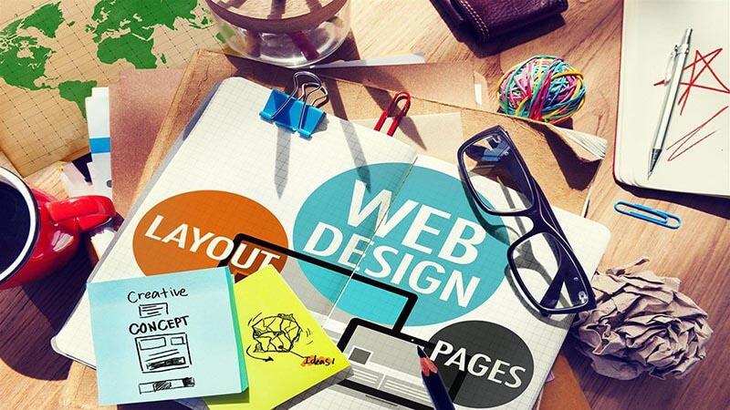 ۴ اصل مهم در طراحی وب