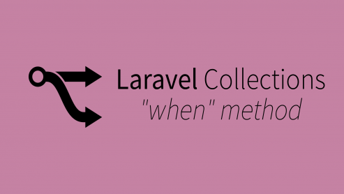 "Laravel Collections و استفاده از متد ""when """