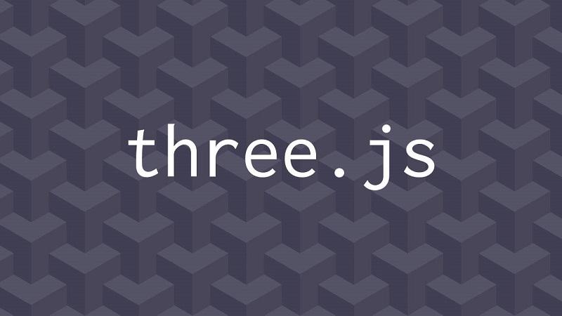 ساخت اشکال تعاملی با Three.js
