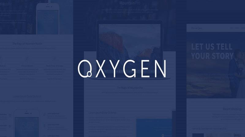 ساخت وب سایت بدون کدنویسی با Oxygen 2