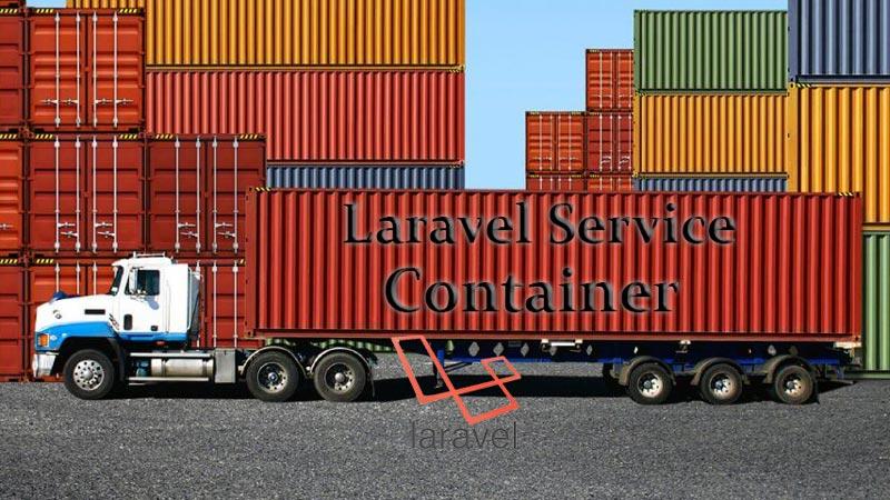 ابزار Service Container در لاراول