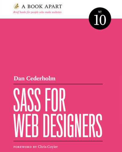 کتاب آموزش Sass برای طراحان وب