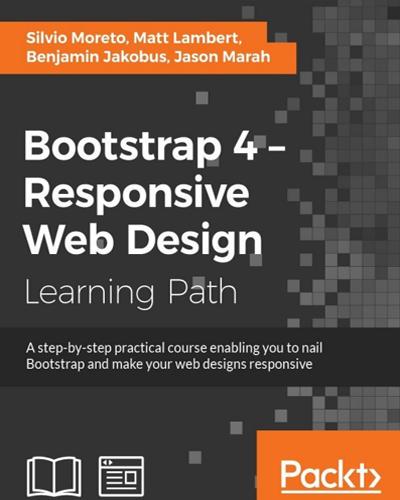 کتاب آموزش گام به گام Bootstrap4