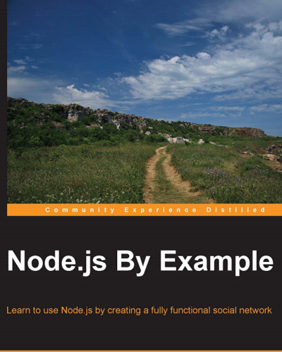 کتاب آموزش Node.js  همراه با مثال