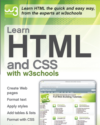 آموزش HTML و CSS توسط W3school به زبان فارسی