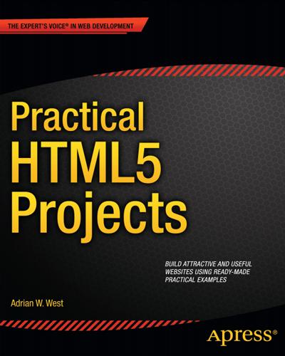 پروژه های کاربردی HTML5