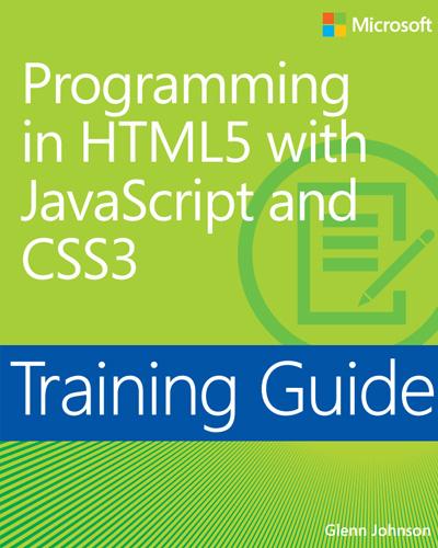 کتاب برنامه نویسی در HTML5 با جاوا اسکریپت و CSS3