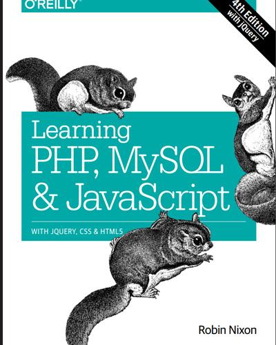 کتاب آموزش همزمان PHP و MySql و جاوا اسکریپت